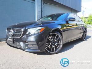 2017 Mercedes-Benz E43 AMG Like New! Only 1500kms! Local! No Acc