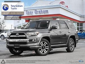 2014 Toyota 4Runner SR5 V6 LIMITED