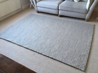 Luxury 100% wool pile John Lewis rug