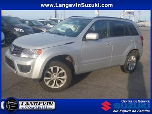 2013 Suzuki Grand Vitara JX/AWD/GPS/AUTOMATIQUE