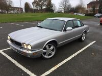 Low mileage Jaguar XJ Sport V8