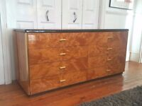 Vintage Italian Chest of Drawers by Verado Mid Century