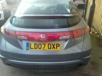 Honda Civic 2.2 diesel mileage 16700