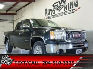 2010 GMC Sierra 1500 SLE / Extended Cab / 4x4 / Financing