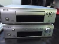Dennon Amp DAB CD. **new price**