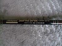 Pike fishing spinning,lure rod 9ft 30-80g