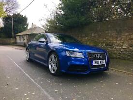 Audi RS5 QUATTRO 4.2 Petrol 2011 - COMES WITH FULL MOT & FULL SERVICE HISTORY!