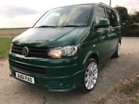 Vw t5.1 transporter /camper 2012 twin door