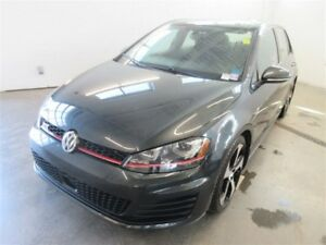 2015 Volkswagen Golf GTI Performance! B-UP CAM! ALLOYS! NAV! LEA