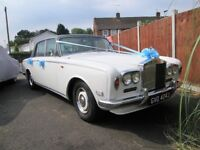 ROLLS ROYCE SHADOW 1 1970 WEDDING CAR