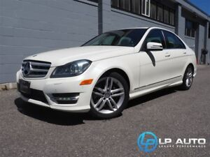 2013 Mercedes-Benz C-Class C 300 4MATIC! Lease and Finance Avail
