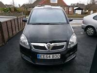 STUNNING ZAFIRA FULLY LOADED..MUST VIEW! LOW MILES AND AT BARGAIN PRICE £2600