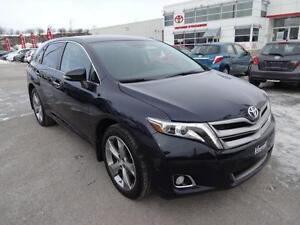 2013 Toyota Venza LIMITED V6 AWD GPS CUIR TOIT NO ACCIDENT REPOR