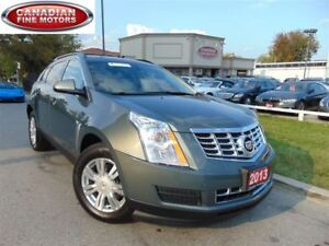 2013 Cadillac SRX LEATHER ROOF-DUAL DVD
