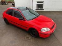 Honda Civic vtec b18 for sale  Omagh, County Tyrone