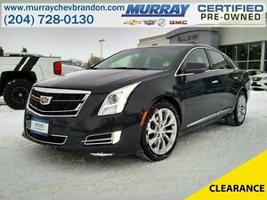 2016 Cadillac XTS Luxury Collection AWD *Nav* *Heat/Vent Leather