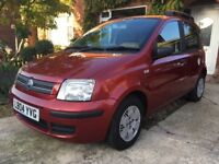 Fiat Panda 1.2 Dynamic, recent cambelt, clutch, tyres, MOT to May 2018