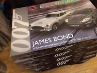 James Bond 007 micro scalextric