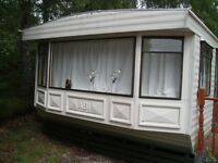 3 Bedroom Static Caravan - Citation 35 x 12. Good condition throughout.