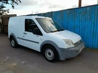 FORD TRANSIT CONNECT 12 MONTHS MOT READY FOR WORK