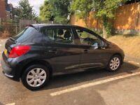 Peugeot 207 08 plate, 12 Months Mot, Wimbledon £1450 ono
