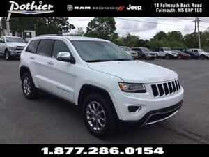 2015 Jeep Grand Cherokee Limited 4x4 | LEATHER | HEATED SEATS |
