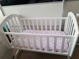 Obaby Crib For Sale