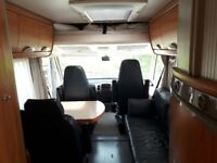 Reluctant sale of our beautiful HYMER