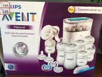 Avent natural complete starter set
