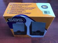 Creative SBS 260 Stereo Desktop Speakers