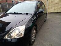Honda, CIVIC, Hatchback, 2005, Other, 1590 (cc), 5 doors