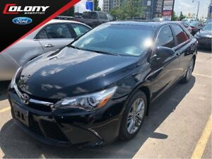 2015 Toyota Camry JUST TRADED IN, VERY RELIABLE!