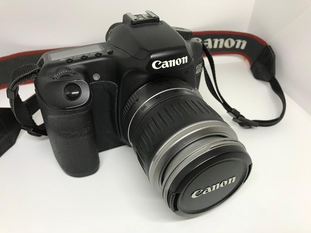 Canon EOS 40D With Canon 28-90mm Lens memory card and charger | in  Dewsbury, West Yorkshire | Gumtree