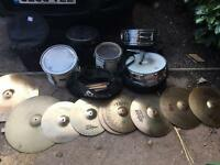 Drum equipment for sale