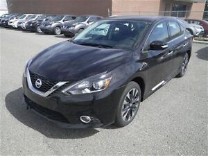 2016 Nissan Sentra SR Automatic Leather Sunroof