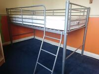 Mid height cabin bed