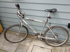 Two Triumph 21 speed bicycles for sale