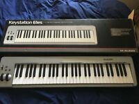 M-Audio Keystation 61es Keyboard