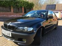 BMW 3 Series Sport. 2L Diesel - Good condition. Loads of recent work with reciepts.