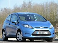 Ford Fiesta 1.4 TDCi Edge 3dr 1 FORMER KEEPER FSH D/GREAT