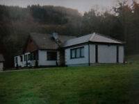 """SCOTTISH HIGHLANDS RURAL """"ROOM WITH A VIEW"""" TO LET OR DO YOU NEED TEMPORARY ACCOMMODATION?"""