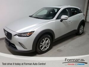 2016 Mazda CX-3 GS - Low KMs - FUN to drive! Easy Payment