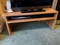 TV/Coffee table (wood)