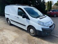 Citroen, DISPATCH, with air con electric windows, Panel Van, 2007, Manual, 1560 (cc)