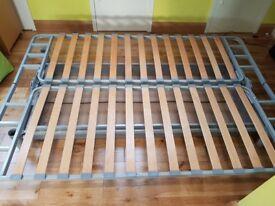 Ikea beddinge sofa bed with storage box