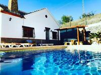 Remote mountain villa spain holiday let