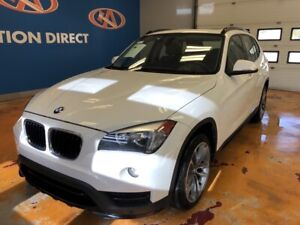 2015 BMW X1 xDrive28i SPORT! HUGE PANO SUNROOF! LEATHER!