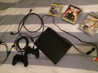 Sony Playstation 3 Console (games also available in seperate ad)