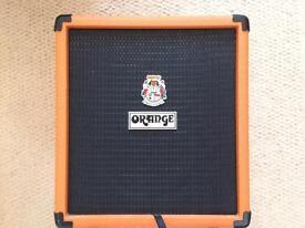 Orange Crush 25BX bass amp