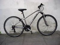 Extra Small Hybrid/ Commuter Bike by Trek, Silver, XS Suit Short Riders! JUST SERVICED/ CHEAP PRICE!